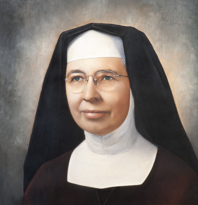 Sister Mary Brigh Cassidy
