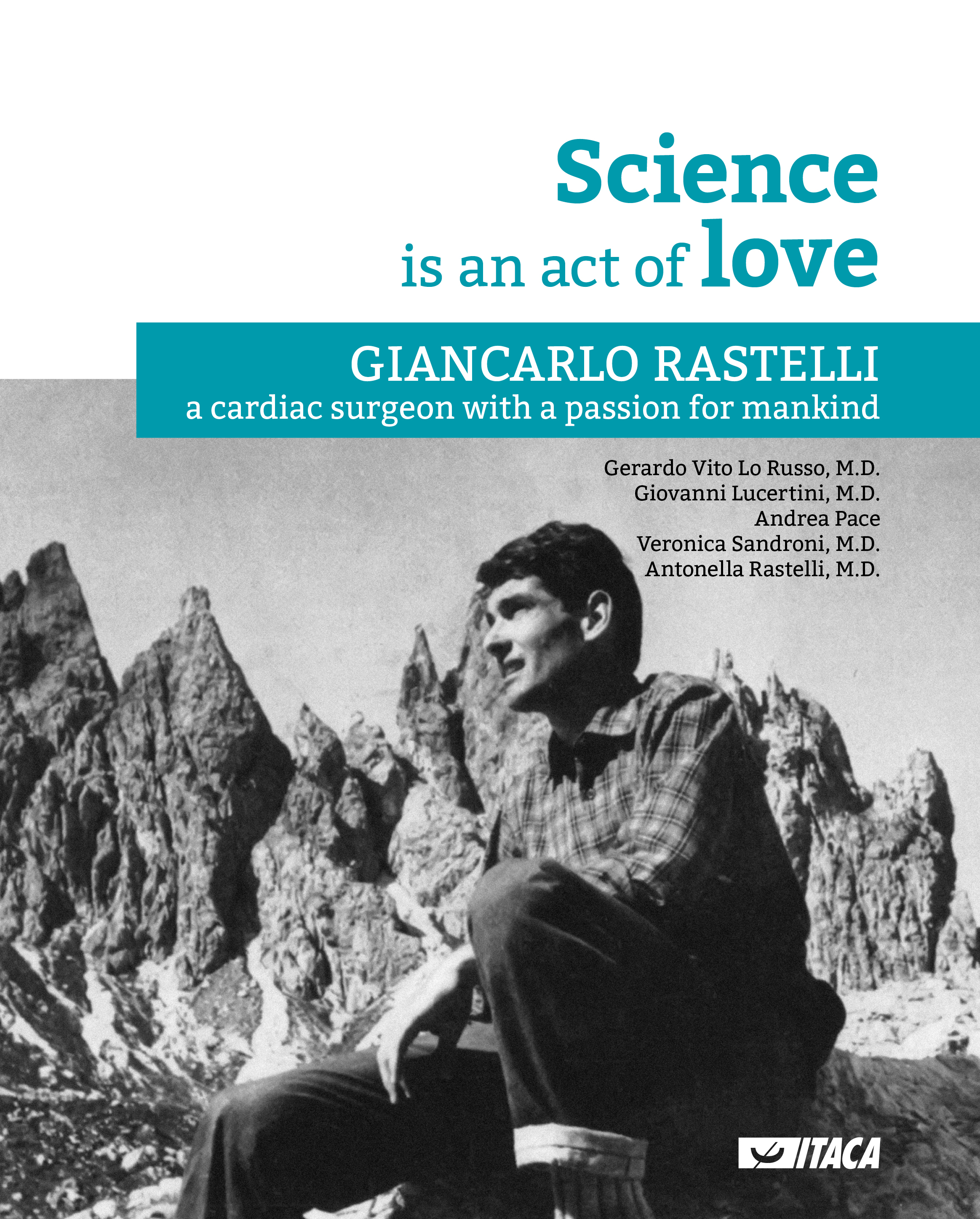 New book about the life of Dr. Giancarlo Rastelli