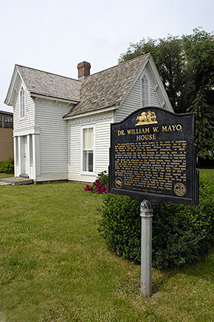 W W  Mayo House   Mayo Clinic History & Heritage