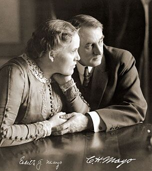 Charlie and Edith Mayo