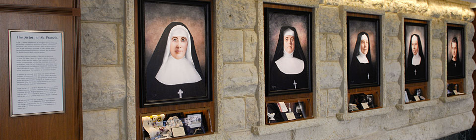 Sisters of St. Francis - Mayo Clinic