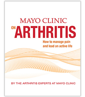 Mayo Clinic on Arthritis cover