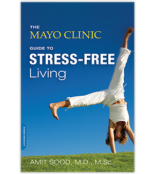 Mayo Clinic Guide to Stress-Free Living cover