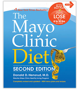 The Mayo Clinic Diet, Second Edition cover